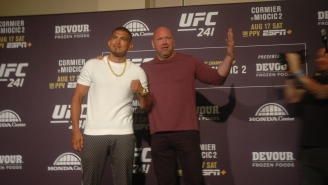The Best Of UFC 241 Media Day: Hear It Straight From The Fighters' Mouths