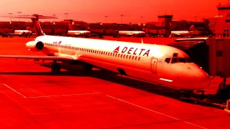 Chaos Reigns As Passengers Stuck On A Delta Flight Delayed For 7+ Hours Devolves Into Brawling, Police Response