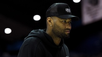 The Internet Reacts To The News That DeMarcus Cousins Just Suffered Yet Another Injury To His Leg
