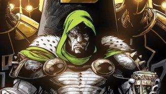 New 'Fantastic Four' Rumor Hints At Marvel Studios' Plans For Iconic Villain Doctor Doom