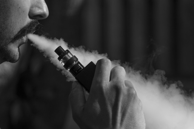 CDC reporting the first vaping-related death. One person reported dead after mysterious lung disease linked to e-cigarettes.
