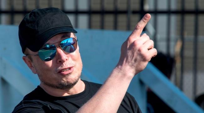 Elon Musk Internet Tweet Nuke Mars