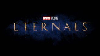 Here's The First Look At The Celestials In Marvel Studios' 'Eternals'