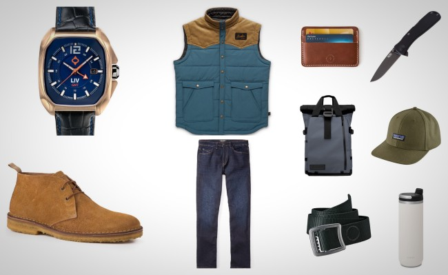 best every day carry essentials for men