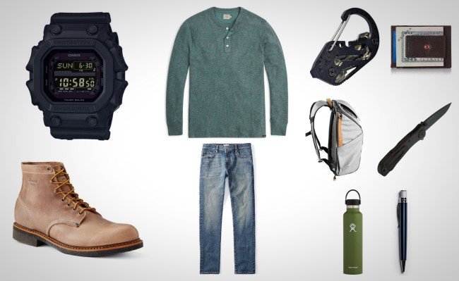 everyday carry essentials best edc gear for men