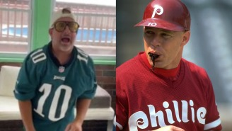 Mark Your Calendars: The 'Bagel Guy' Will Be Fighting… Lenny Dykstra!