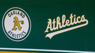 That Guy Who The A's Signed After Hitting 96 MPH At A Fan Radar Gun Booth Dominated His Minor League Debut