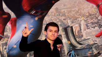 Marvel Fans Are Losing Their Sh*t, And Making Memes, About How Calmly Tom Holland Seems To Be Taking The Spider-Man News
