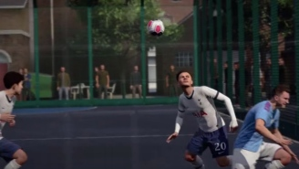 The New Gameplay Trailer For 'Volta Football' In FIFA 20 Looks Even Better Than I Ever Imagined