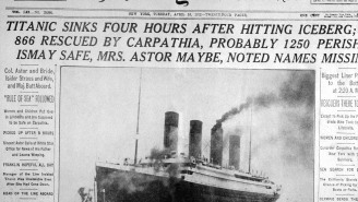 The First Dive On The Titanic In 14 Years Reveals Some 'Shocking' And Very Creepy Footage
