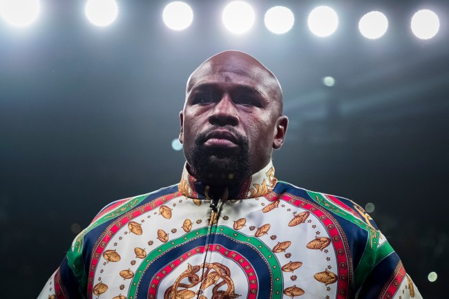 Floyd Mayweather Jr. posted an Instagram video teasing a Manny Pacquiao rematch and got paid $2.2 million for it