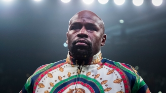Floyd Mayweather Allegedly Got Paid $2.2 Million To Post IG Video Teasing A Manny Pacquiao Rematch