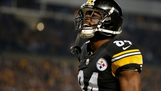 Antonio Brown Shows Off Nasty-Looking Blisters On His Feet That Explains Why He Hasn't Practiced With Team And His Visiting Foot Specialist