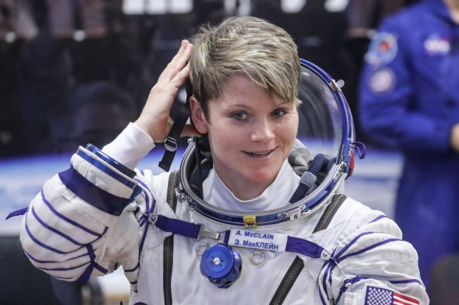 Astronaut Anne McClain may have committed the first crime in space after accessing former spouse's bank account from a NASA computer on the International Space Station following bitter divorce to Summer Worden.