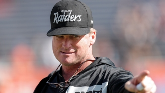 'Hard Knocks' Opened Episode With Expletive-Filled Speech By Jon Gruden About Dreams And Nightmares That Will Make You Want To Run Through A Wall