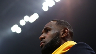 Hong Kong Activist Calls Out LeBron James For Hypocrisy: 'All He Cares About Is Money, Not Human Rights'