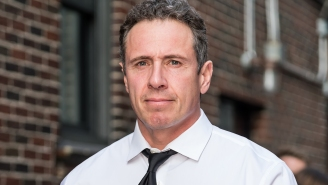 CNN Anchor Chris Cuomo Goes Ballistic On A Dude Who Called Him 'Fredo' In Public, Threatens To Throw Him Down The Stairs