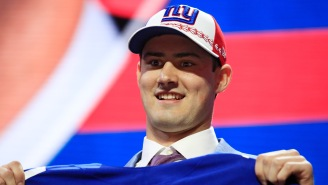 NY Giants QB Daniel Jones Reacts To Baker Mayfield Ripping Him During Interview