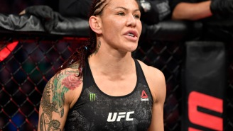 Video Shows Cris Cyborg Confronting UFC President Dana White Backstage At UFC 240 About His 'Lying'