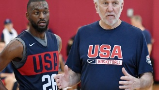 Video Footage Emerges Of Team USA's Embarrassing 19-Point Loss To A Bunch Of G-League Players