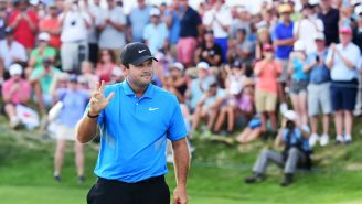 For The First Time Since His 2018 Masters Victory, Patrick Reed Is Back In The Winner's Circle