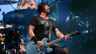 Foo Fighters Tease Nirvana Then Rickroll Entire Audience – Appearances By Dave Grohl's Daughter, Freddie Mercury Lookalike
