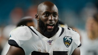 ESPN Deletes Video Of Leonard Fournette's Son Truck-Sticking Kid In Football Drill Because One Guy Was Outraged