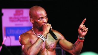 DMX Bursts Out Of Dog House By Proposing To His Fiancee With Second Ring The Day She Broke Up With Him