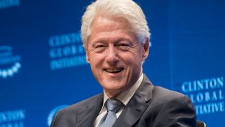Jeffrey Epstein Reportedly Had A Picture Of Bill Clinton In A Dress And Heels At Convicted Pedophile's $56M Home