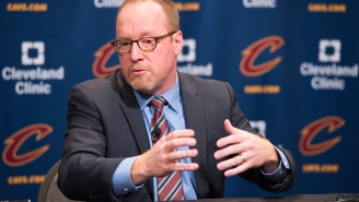 LeBron James Was Reportedly Shocked By Former Cavs GM David Griffin Saying That He Was 'Miserable' Working With LeBron In Cleveland