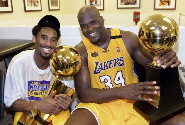 Kobe Bryant shreds Shaquille O'Neal and said Shaq is lazy and the Los Angeles Lakers would have won 12 NBA championships if he had Kobe's work ethic.