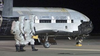 US Air Force's X-37B OTV-5 Breaks Record But We Don't Know What The Space Plane's Top Secret Mission Is, Here's Some Ideas