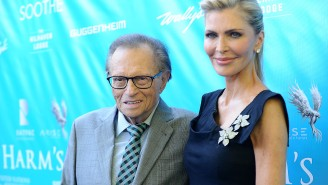 Larry King's Children Reportedly Urged Him To Divorce Their Mom After She Allegedly Tried To Screw Them Out Of Their Inheritance