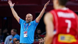 The Serbian Basketball Coach Thinks The U.S.A. Will Need The Power Of God To Beat Them In The World Cup