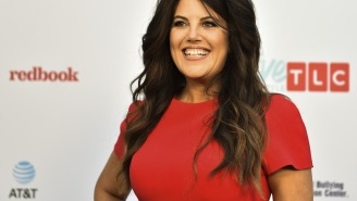 Monica Lewinsky Trolls Mike Pence Over His 'Spend More Time On Your Knees' Comment With BJ Joke