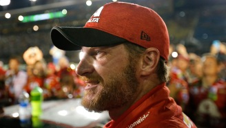 Dale Earnhardt Jr. And His Family Were On Board Plane That Crashed And Caught Fire, Everyone Survived Without Serious Injuries