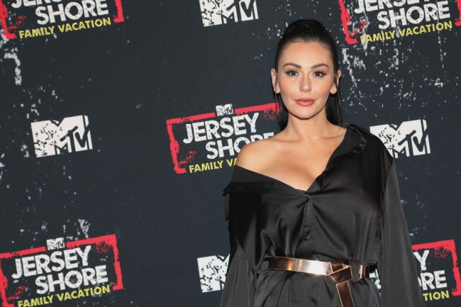 "Jennifer Lynn ""Jenni"" Farley aka JWoww and boyfriend Zack Clayton Carpinello, are still dating and their sex life is thriving following divorce from Roger Mathews. ""I'm having lots and lots and lots of sex!"" Jenni says in a new teaser for upcoming episodes of Jersey Shore: Family Vacation."