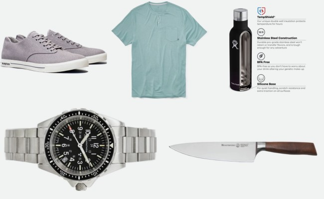 Huckberry Labor Day must see deals