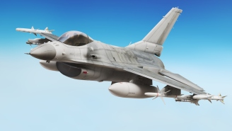Fully Functioning Combat F-16 From Company Out Of Florida Is For Sale, Finally Live Out Your 'Top Gun' Dreams