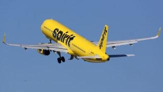 VIDEO: Chaos Erupts As Bat Terrorizes Spirit Airlines Passengers Mid-Flight