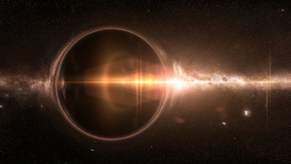 The Supermassive Black Hole In The Center Of Our Galaxy Suddenly Lit Up And Scientists Have No Idea Why