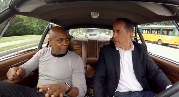 Jerry Seinfeld interview where he reveals the best guests on 'Comedians in Cars Getting Coffee.'