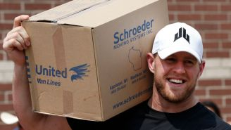 J.J. Watt's Foundation Has Rebuilt Over 1,100 Homes (And Counting) With The Money It Raised Following Hurricane Harvey