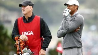 Tiger Woods' Caddie, Joe LaCava, Didn't Hold Back His Enthusiasm When Asked If He Was Interested In Working With Golf Legend