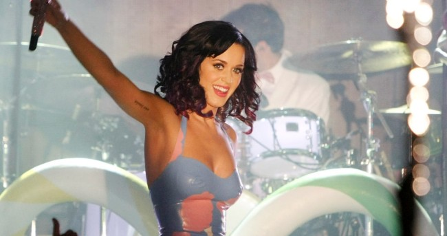 Katy Perry Accused Of Sexual Assault By Model In Teenage Dream Video