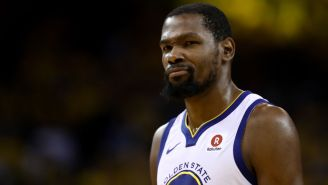 Kevin Durant Reflects On Leaving Thunder For Warriors: 'Even If It Was A Rivalry I Didn't Give A F*ck, I Wanted To Live In The Bay'