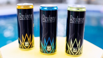 Move Over, Hard Seltzer: Azulana, The World's First Sparkling Tequila Is Here