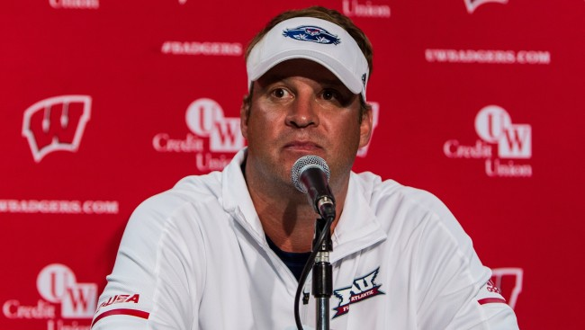 Lane Kiffin Wants Woman Who Pancaked Guy In Viral Video To Play At FAU