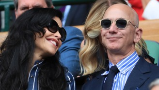 Lauren Sanchez's Brother Denies Selling Sexts, Graphic Pics Of Amazon CEO Jeff Bezos To The 'National Enquirer'