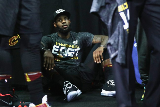 Former Cavs GM David Griffin explains why building a team around LeBron James was 'miserable'